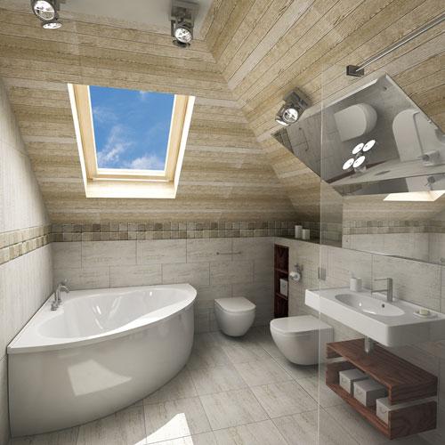 Badezimmer Eckbadewanne – edgetags.info | {Modernes bad mit eckbadewanne 16}