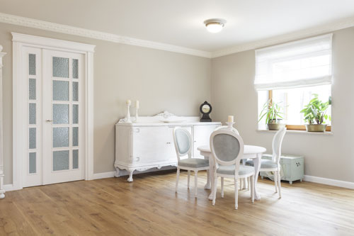 Landhausstil modern haus  Neues Haus – neuer Wohnstil, welche Möbel sollen es sein ...