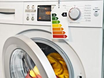Waschmaschinentest