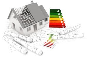 Plusenergiehaus-Energieeffizenz