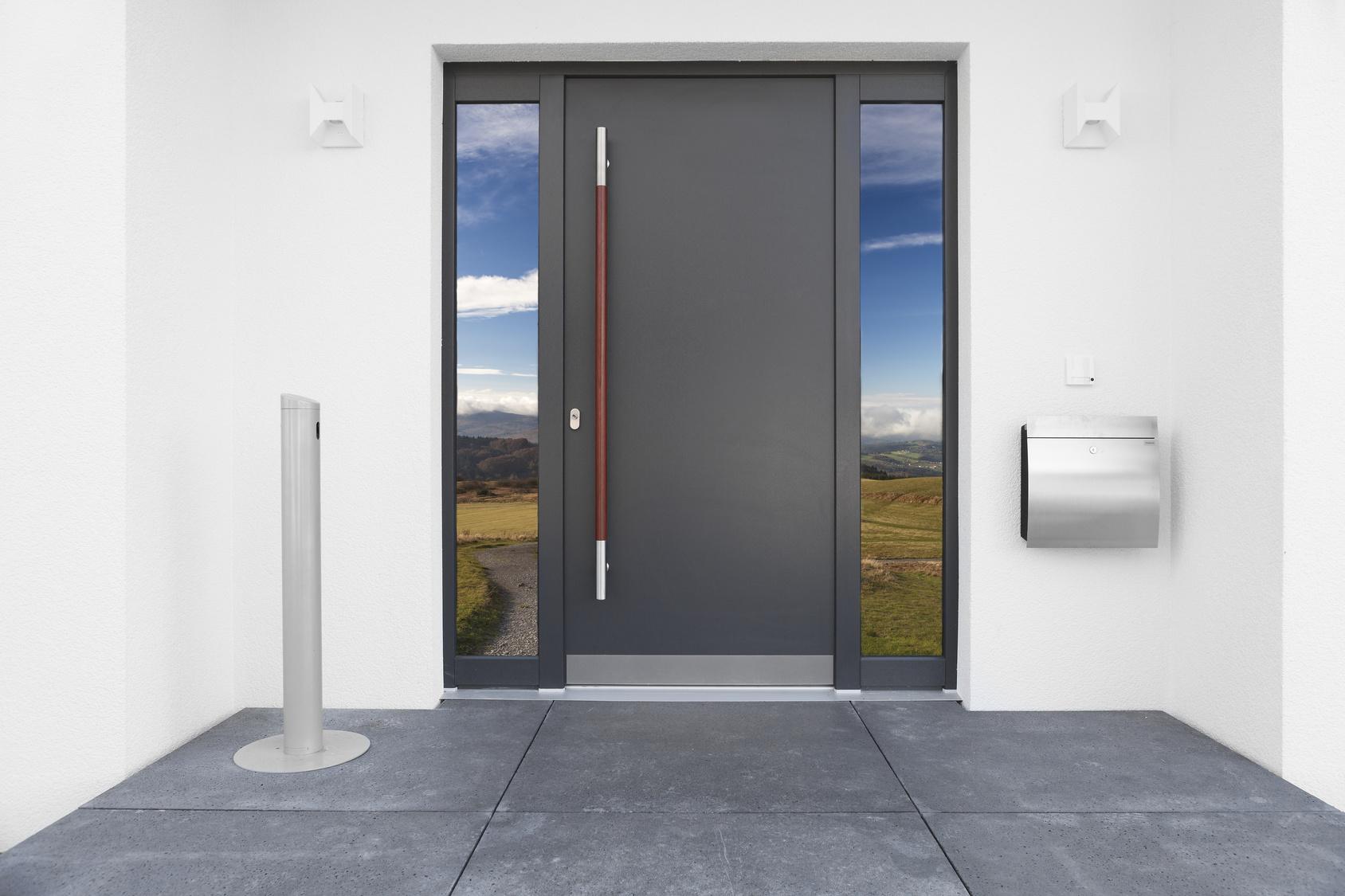 Haustür Eingang wärmeschutz und sicherheit ist das a und o bei einer neuen haustür