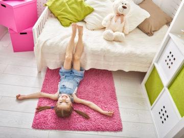 Kinderzimmergestaltung