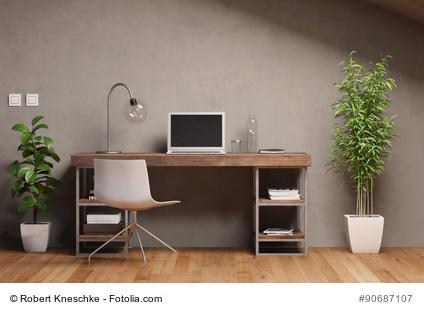 Home Office – das Büro zu Hause einrichten | Infoportal zum Thema Haus