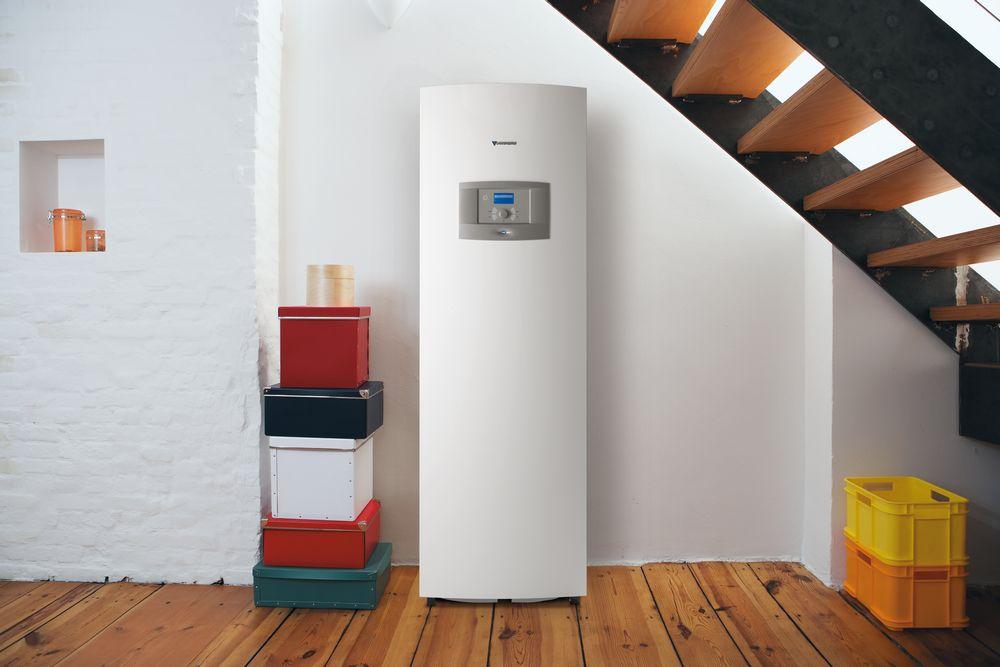 Effizient heizen mit Wärmepumpen