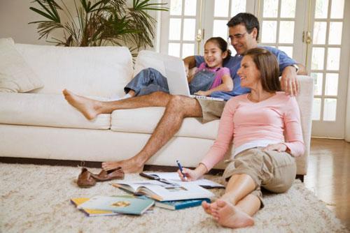 Heimtextilien schaffen mehr Gemütlichkeit