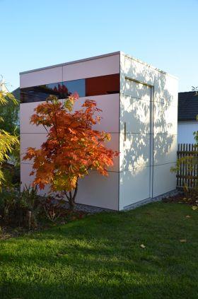 Wellness-Oase mit einem exklusiven Gartenhaus