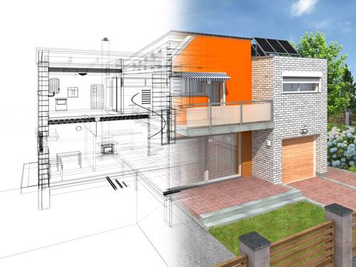 Hausplanung mit Köpfchen – mit einer Hausplaner Software