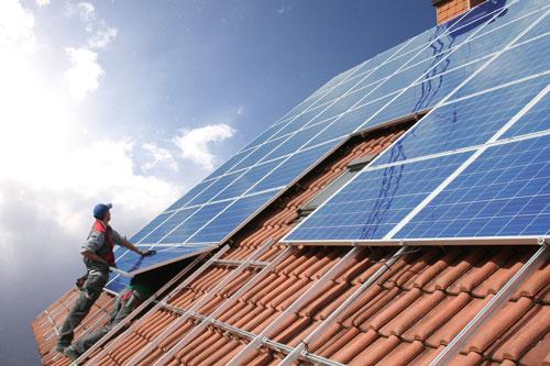Die zunehmende Bedeutung der erneuerbaren Energieversorgung