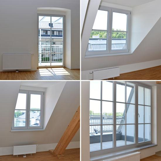 Individuelle Fenster nach Maß