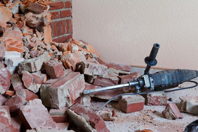 Bauschutt richtig entsorgen – ist wichtig für die Umwelt