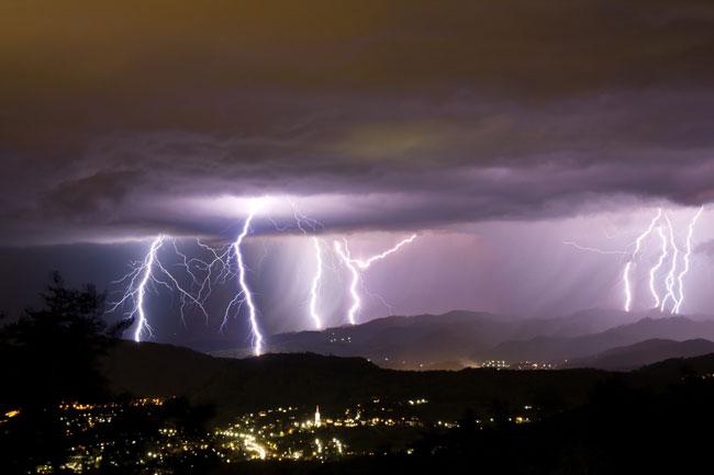 Ein fehlender Blitzschutz kann ein Vermögen kosten