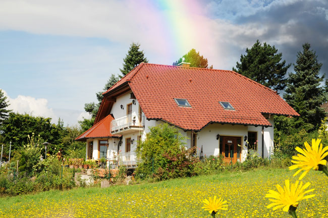 Wohngebäudeversicherung: Sinnvoll und nötig!