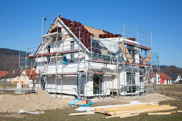 Baufinanzierung – Dauer der Zinsbindung ist entscheidend