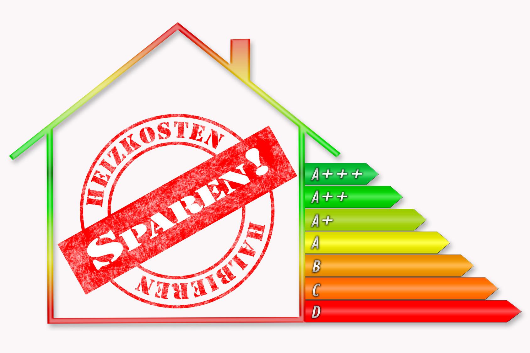 Die Heizung ist der aller größte Energieverbraucher im Haushalt