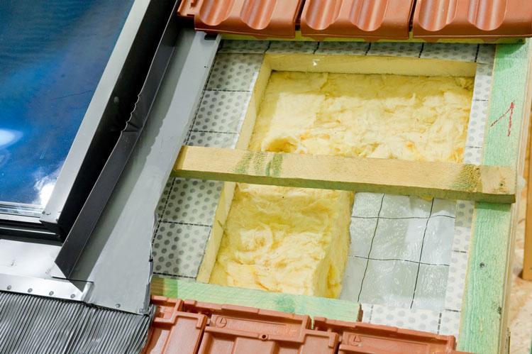 Eine effiziente Art der Dachdämmung – ist das A und O