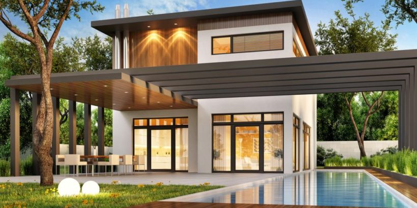 Berühmt Die Terrassenüberdachung – Ist eine Baugenehmigung notwendig LO71