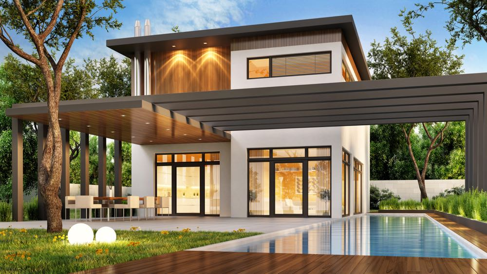Die Terrassenüberdachung – Ist eine Baugenehmigung notwendig?