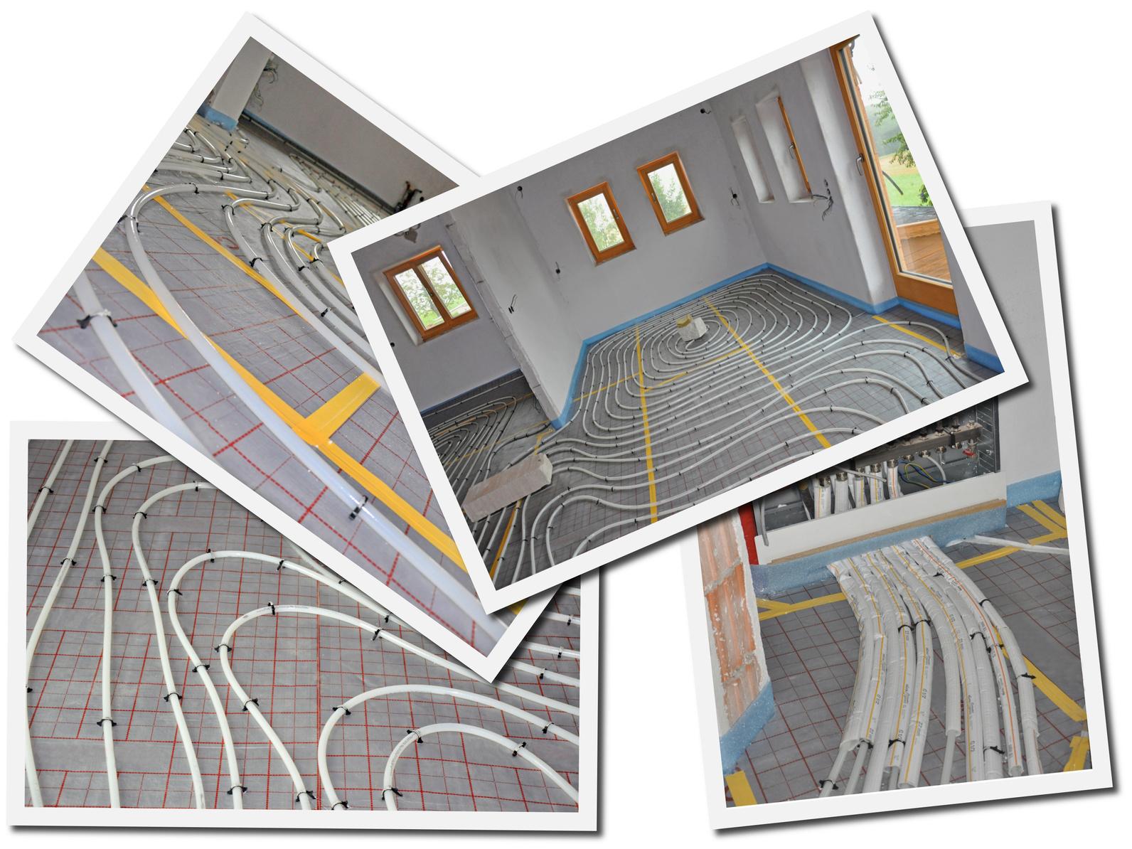 Die unsichtbare Wärme für Boden, Wände und Decken – die Flächenheizung