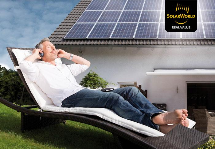 Was spricht für eine Solarstromanlage