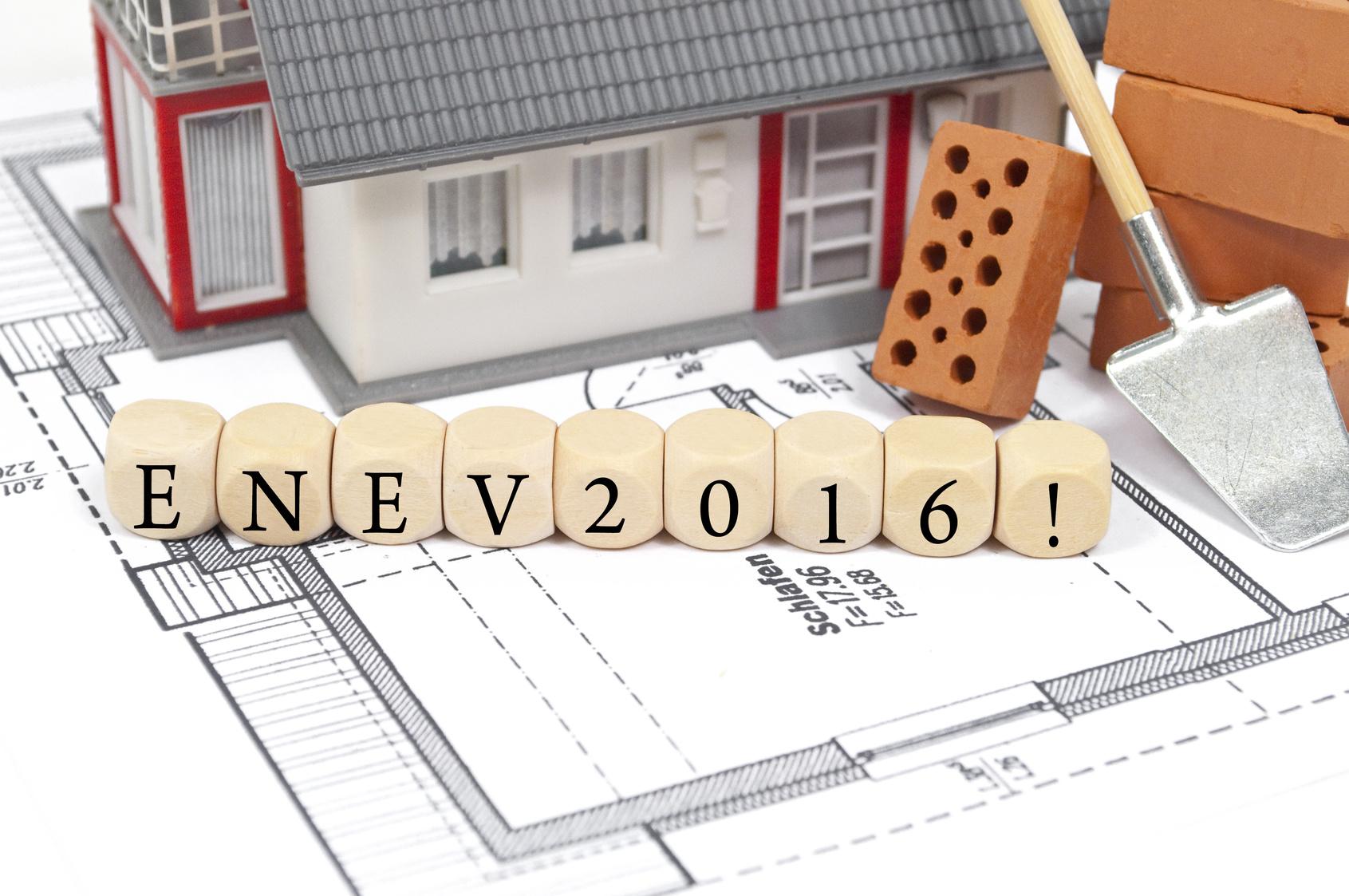 Die strengeren Energieauflagen 2016 machen das Bauen  und Sanieren teurer