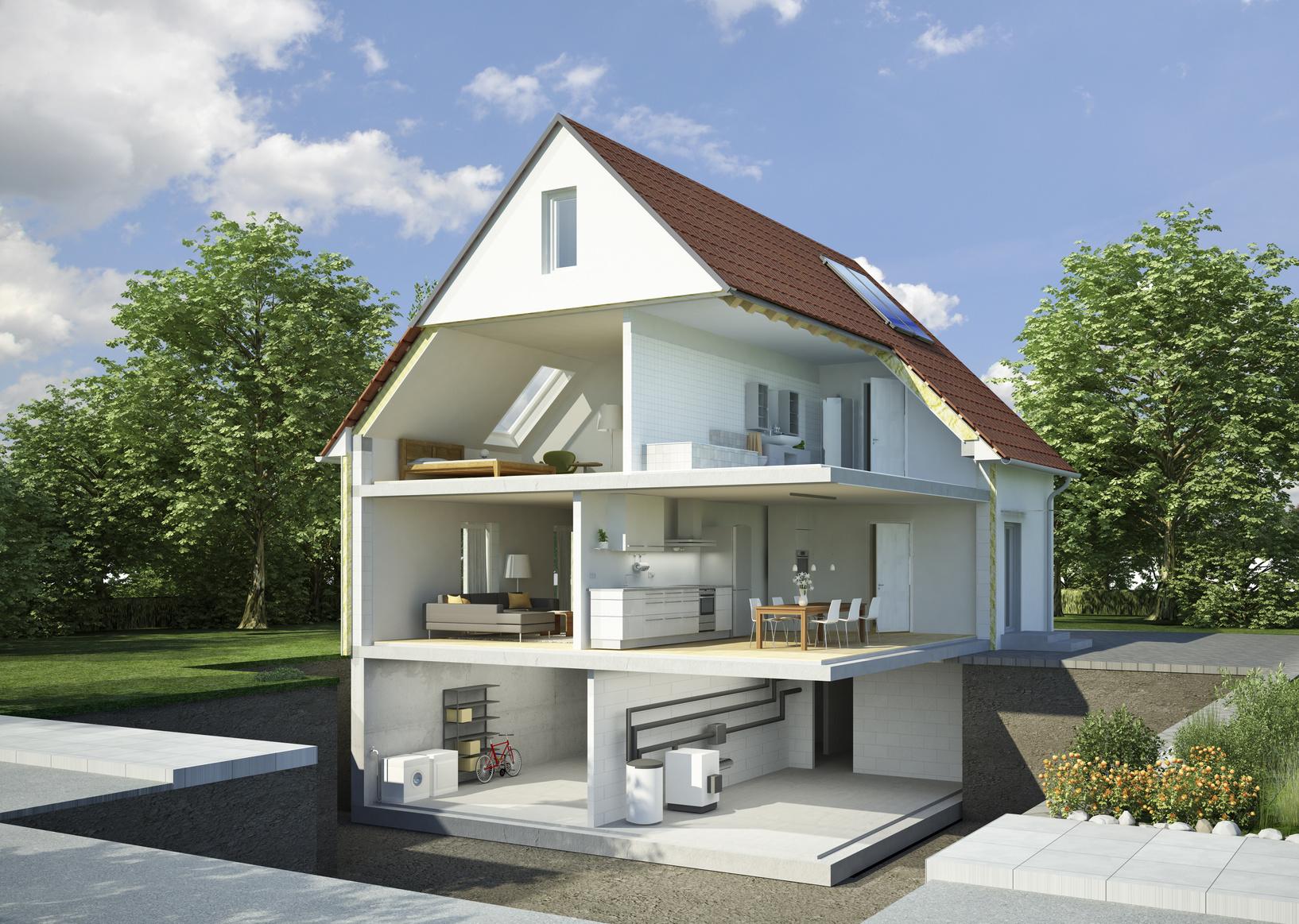 Benötigt ein Neubau einen Keller?