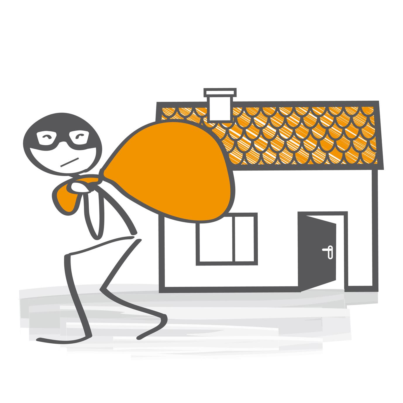 Mehr Sicherheit für Ihre vier Wände – sorgt ein guter Einbruchschutz