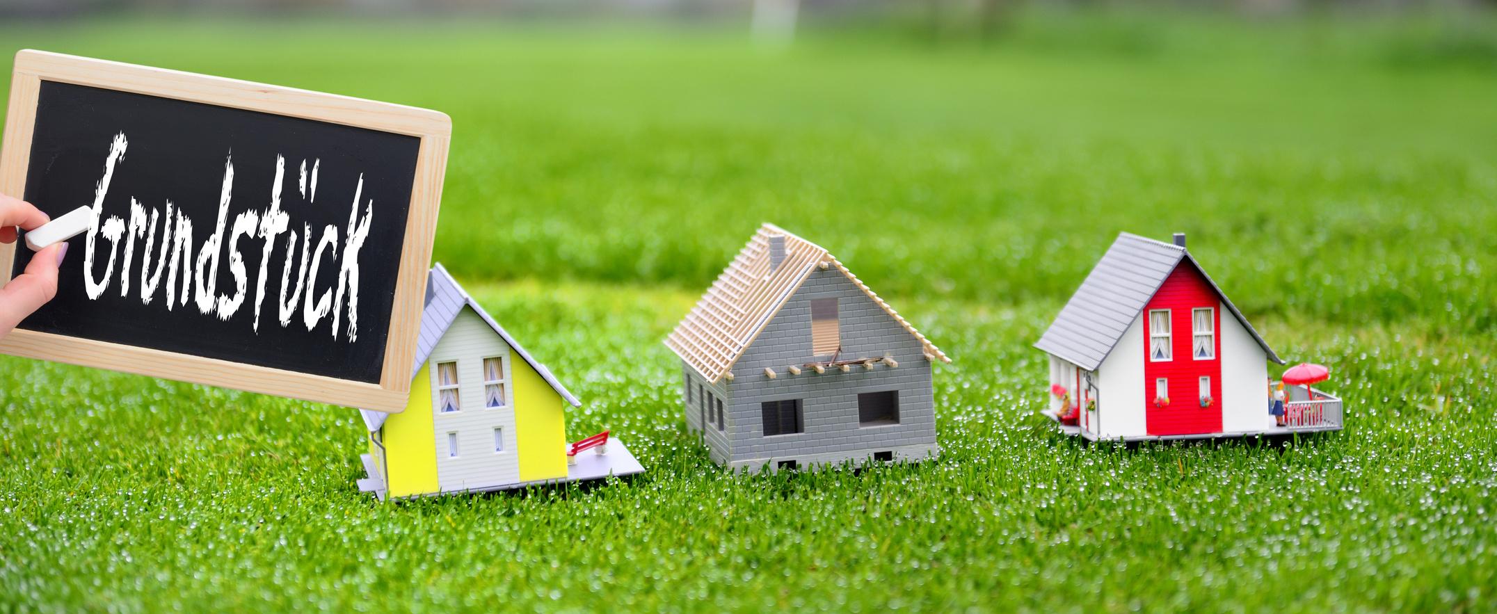 Augen auf bei einem Grundstückskauf für das Eigenheim