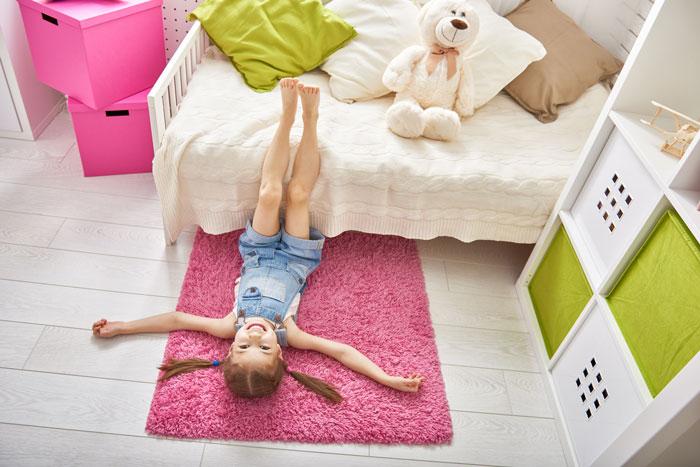 Kinderzimmergestaltung: 7 Tipps für mehr Gemütlichkeit