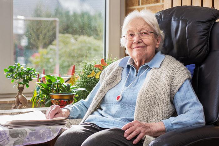 Planungssicherheit im Alter: Appartements im Pflegeheim