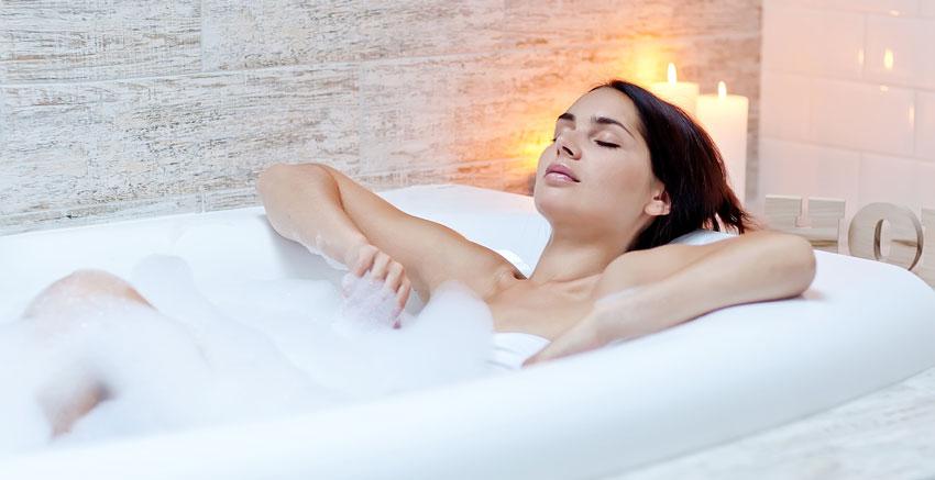Das Bad zur Wohlfühloase machen