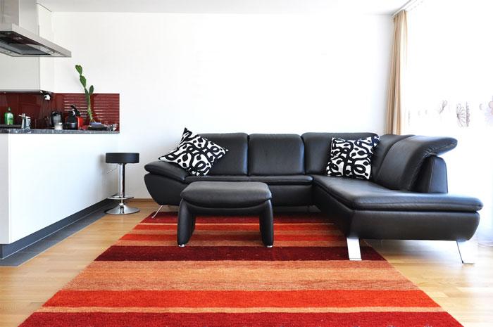 Der richtige Teppich für jeden Raum