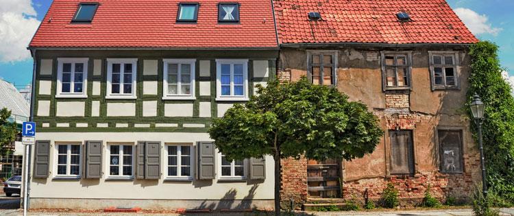 Fassadensanierung – Tipps und Informationen