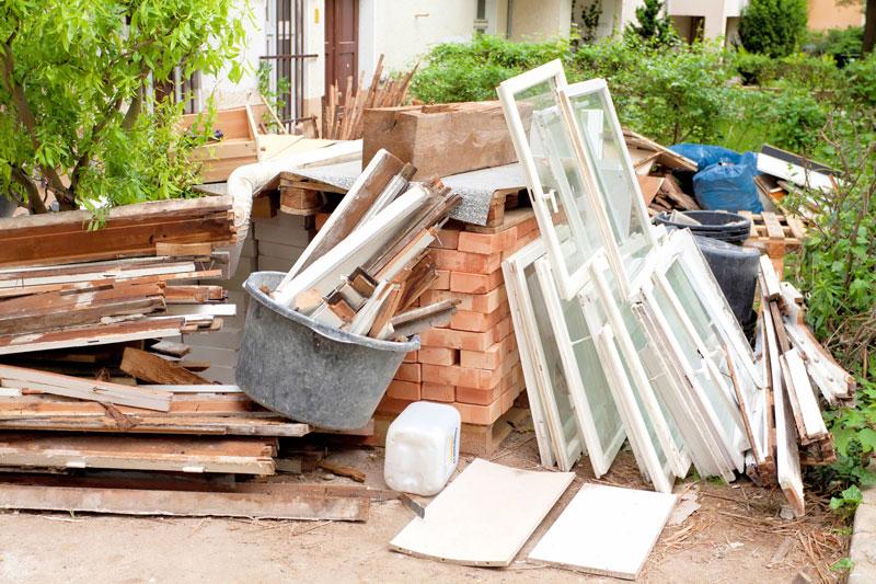 Bauschutt richtig entsorgen: Das ist bei der Mülltrennung zu beachten