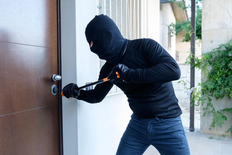 Die Sicherheit kommt beim Eigenheim oft zu kurz