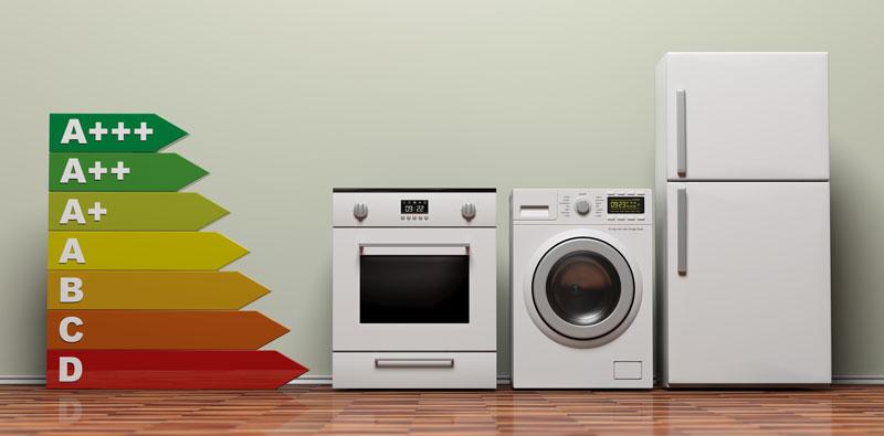 Strom sparen bei Haushaltsgeräten: Die wichtigsten Tipps