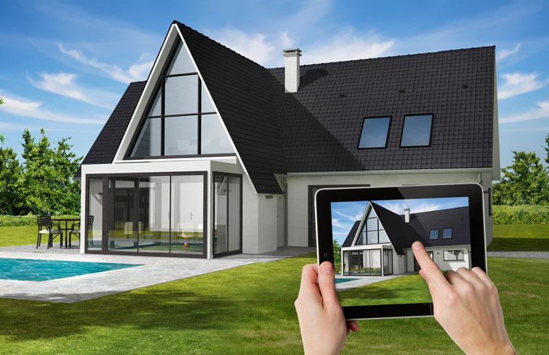 Eigene Hausplanung dank spezieller 3D CAD Software