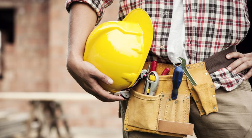 Hausbau: Die richtige Arbeitskleidung für Bauherren