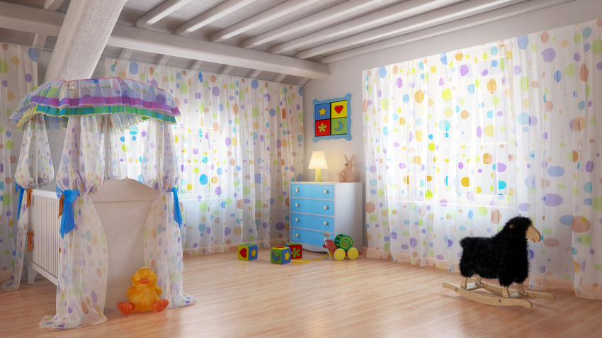 Einrichtung Babyzimmer – wenn der Nachwuchs kommt