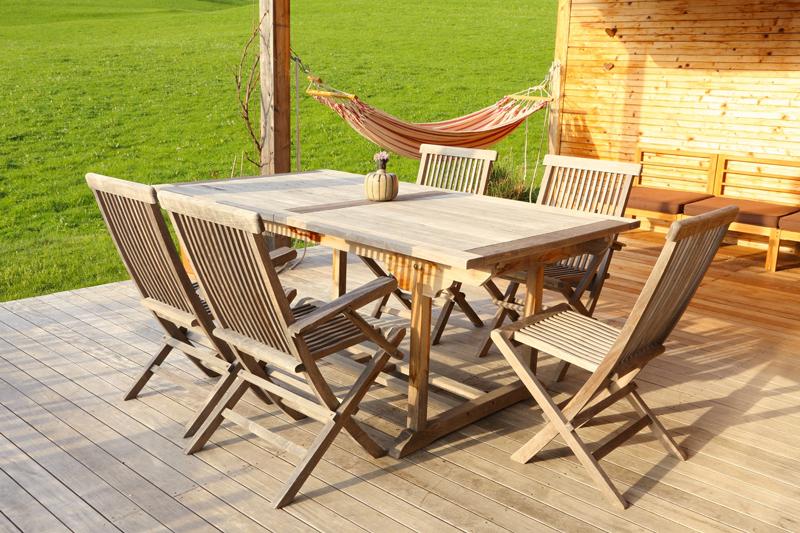 Welche Materialien sind die besten für Gartenmöbel?