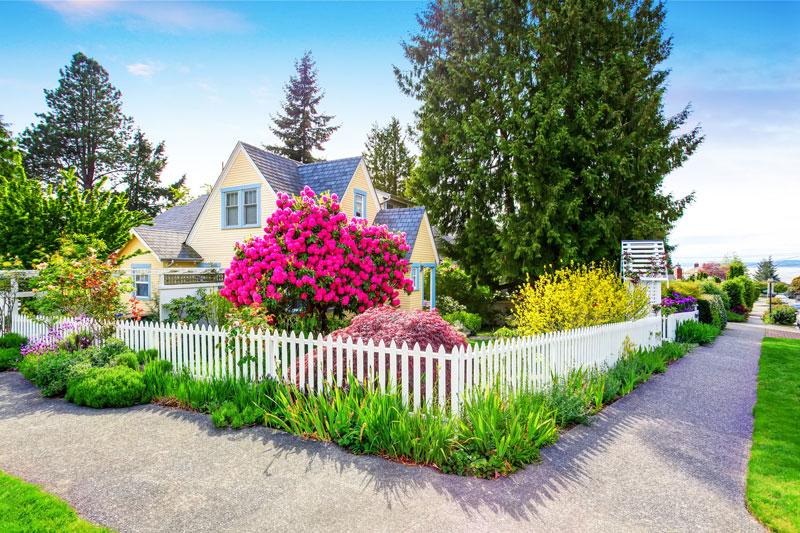 Qual der Wahl – welcher Gartenzaun passt zu mir