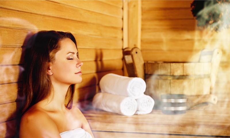 Sauna im Eigenheim – welche Saunatypen gibt es