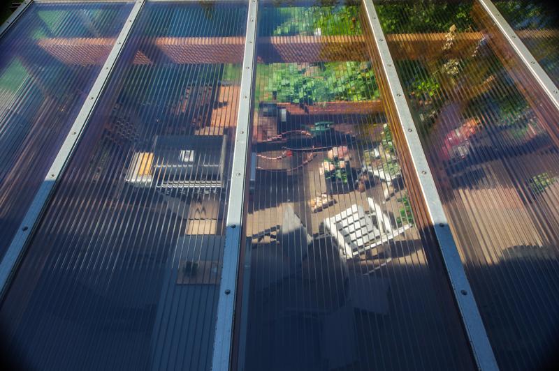 Dacheindeckungen für Terrassen und Carports