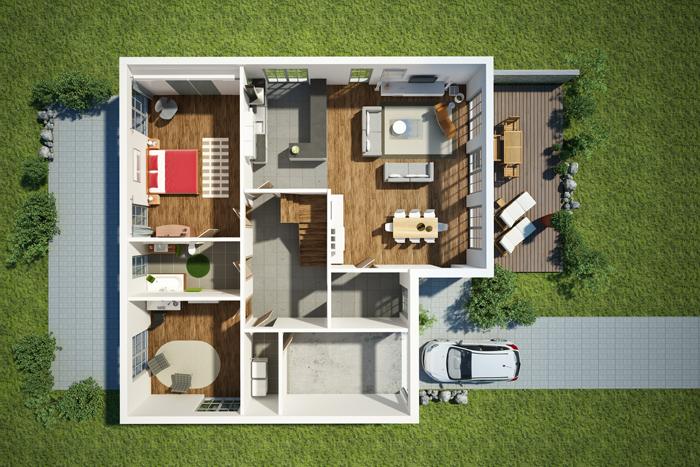 Hausbau – am Anfang steht die Planung