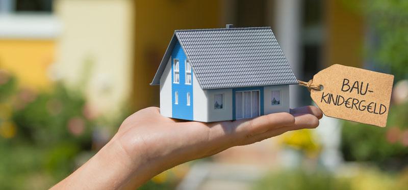 Das Baukindergeld erleichtert Familien den Weg zum Eigenheim