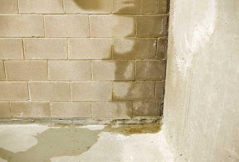 Keller nach Wasserschaden trocknen