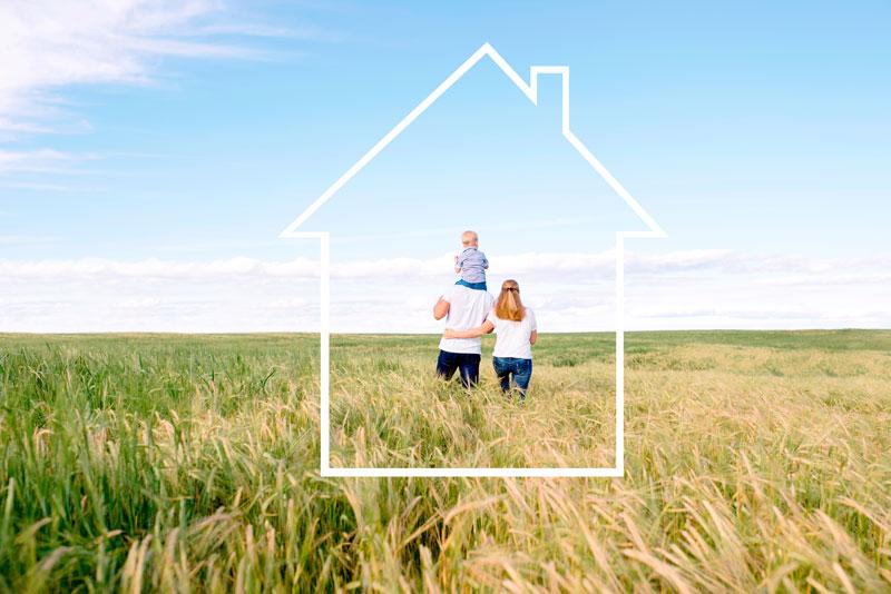 So profitieren Sie bei Ihrer Immobilienfinanzierung von den Niedrigzinsen