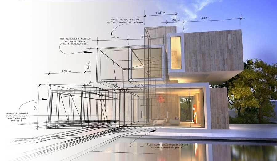 Die aktuellen Trends der modernen Architektur