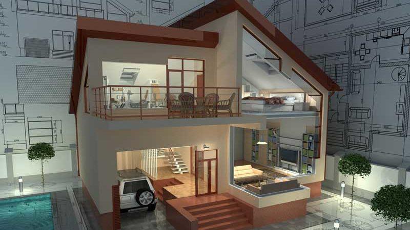 Highend 3D Visualisierungen: Ein unverzichtbares Mittel für Architektur und Innenarchitektur