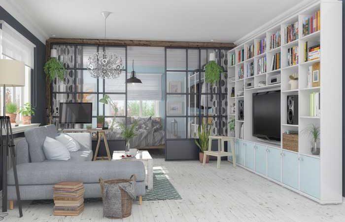 Das Wohnzimmer neu einrichten