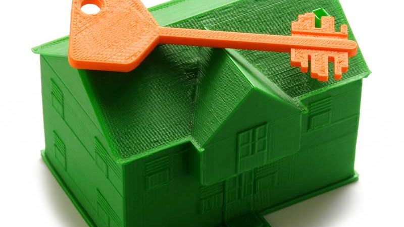 3D-Druck im Hausbau? Ist das die Zukunft des Bauens?